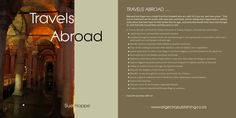 Travel Abroad, New Books, Postcards, Greeting Card