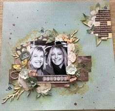 Scrapbooking Layouts, Scrapbook Pages, Project Life, Mixed Media, Antiques, Happy, Projects, Ideas, Antiquities
