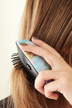 Hair Brush Under 3 #hairstylist #HairRemovalMachine