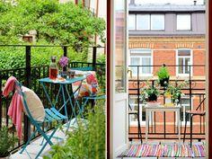 Emporio 74: Sistemiamo i balconi