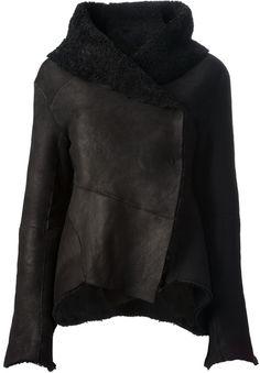 PEACHOO + KREJBERG: Peachoo Krejberg Shearling Jacket - Lyst