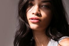 Shanina Shaik / Sonia Kashuk Satin Luxe Lip Color SPF 16 in Peachy Pink / Into the Gloss