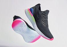 Nike Epic React Flyknit 2 Pixel Release Date - Sneaker Bar Detroit Moda Sneakers, Sneakers Mode, Sneakers Fashion, Nike Sneakers, Sports Shoes, Boys Shoes, Basketball Shoes, Most Comfortable Sneakers, Sneaker Bar