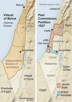israel/palestine:Talking about the [borders in the] Israeli-Palestinian conflict is the conversational equivalent of tap-dancing on quicksand: the harder you try, the deeper you get stuck. For opinions are as sharply divided as the land itself.