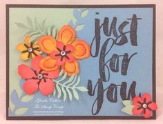 Botanicals for You! | The Stamp Camp