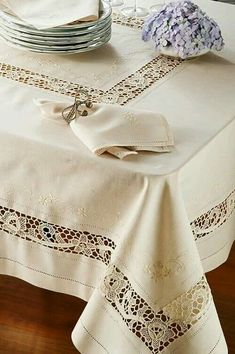 Silver Wedding Table Runner We