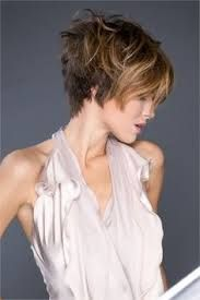 asian choppy pixie cut - Google Search