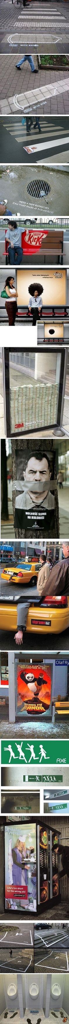 Goeie outdoor-marketing