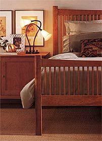 Heartwood Burlington Bedroom Collection