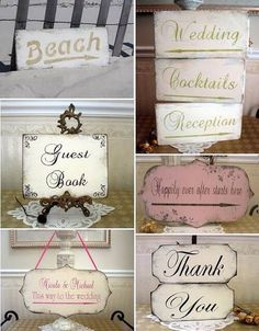 targhette shabby chic country provenzale
