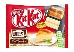 Kit-Kat CheeseCake