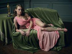Brie Larson   Mark Seliger's Vanity Fair Oscar Party Portrait Studio