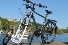 FUN TO RIDE — TReGo, upgrade your bike