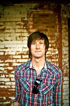 This man is one of my heroes. Stephen Christian of Anberlin.