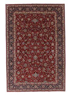 Tapis persans - Sarough Sherkat  Dimensions:306x208cm