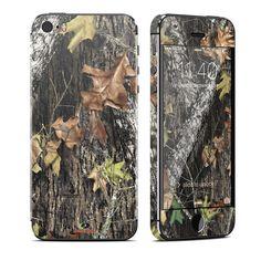 Break-Up iPhone 5s Skin
