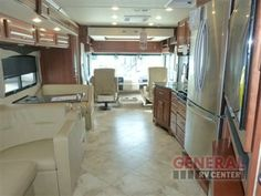 New 2016 Fleetwood RV Bounder 35K Motor Home Class A at General RV | Brownstown, MI | #119911