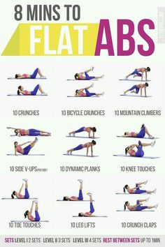 Imagem de workout, abs, and exercise
