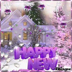 Animated Pictures Gallery, Spotlight [p. New Year Wishes Quotes, Happy New Year Quotes, Happy New Year Greetings, Quotes About New Year, Christmas And New Year, Christmas Cards, Happy New Year Animation, Ganapati Decoration, Happy New Year Wallpaper