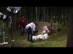 "The making of ""Rock The Frock"" in Kartano Games, Lohja, Finland"