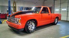 Wades Drag Truck