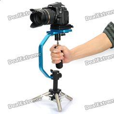 Handheld Support Rig Stabilizer for DSLR Camera Camcorder - Free Shipping - DealExtreme