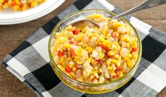 Corn Relish - In the Kitchen with Stefano Faita Ketchup, Corn Relish Recipes, Sauces, Taco Time, Burger Toppings, Good Food, Yummy Food, Frozen Corn, Marmalade