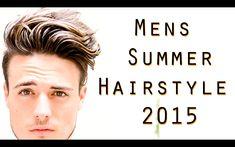 Mens Summer Hair 2015 | Hairstyle Tutorial