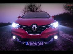 Test drive Renault Kadjar 1.6 dCi 130 Cv 4WD - YouTube