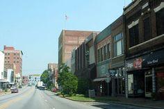 Joplin, MO...my hometown