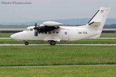 Let L-410UVP-E Turbolet - OK-TCA - VAN AIR Europe