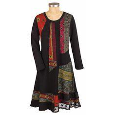 Festival Dress at Catalog Classics   LE2412