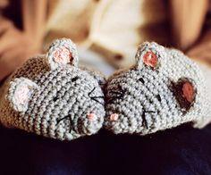 Myszki - rękawiczki dla nastolatk�łw i dorosłych