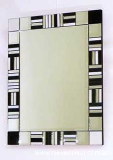 espejo 1 Mosaic Madness, Mirror Mosaic, Tile Patterns, Glass Design, Picture Frames, Stained Glass, Tiffany, Glass Art, Home Decor