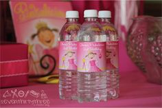 Pinkalicious Birthday Party ideas with Free Printables