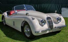 1952 Jaguar XK120 OTS -  My car.. one day!