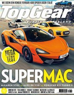 Proefabonnement: 3x Topgear Magazine € 9,95: Het autoblad Top Gear Magazine heeft elke maand meer dan 240 pagina's met autonieuws, duurtests, lifestyle en auto gerelateerde gadgets