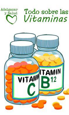 Las Vitaminas que necesitamos están relacionadas directamente con nuestro estilo de vida, edad y sexo ¡Sigue leyendo! #Salud #Tips #Vitaminas #Minerales #Fitness #VidaSana