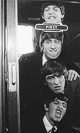 I absolutely LOVE this part in the movie! (Click on it, its a .gif) #TheBeatles #HardDaysNight