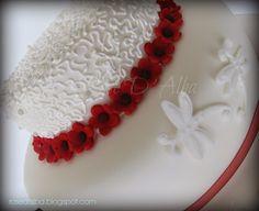 ROSE D' ALBA cake designer: La Cresima di Ginevra