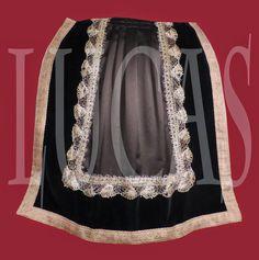 INDUMENTARIA TRADICIONAL DE SEGOVIA - TRADITIONAL COSTUME OF SEGOVIA: ULTIMOS TRABAJOS