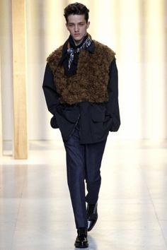 Sfilata 3.1 Phillip Lim Milano Moda Uomo Autunno Inverno 2014-15 - Vogue