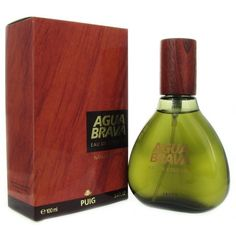 Agua Brava By Antonio Puig For Men. Eau De Cologne Spray 3.4 Oz. by Antonio Puig. $17.77. This item is not for sale in Catalina Island. Packaging for this product may vary from that shown in the image above. Launched by the design house of Antonio Puig in 1968, AGUA BRAVA is a men's fragrance that possesses a blend of herbs, citrus and greenery.  Energetic and warm.  It is recommended for evening wear.. Save 19% Off!