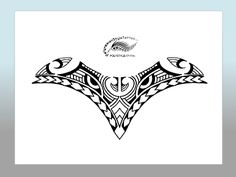 Polynesian Style Tattoo Designs Page Two