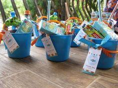 Brant's 6th Surf, Sand, and Sun Birthday Party | CatchMyParty.com