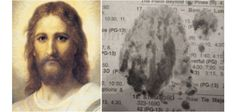 Newspaper smudge resembles Jesus? http://jimromenesko.com/2013/05/15/reader-sees-jesus-in-newspaper-ink-smudge/