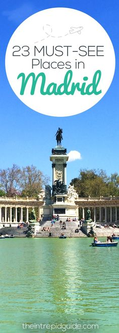 23 Beautiful Must-See Places in Madrid