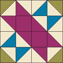 Block of Day for March 20, 2017 - Road to Vegas-strip piecing-The pattern may be downloaded until Friday, March 31, 2017.
