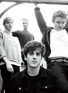 See Circa Waves pictures, photo shoots, and listen online to the latest music. Playlists, Soul Music, Art Music, The Wombats, Band Photography, Psychedelic Rock, Universal Music Group, Types Of Music, Indie Music