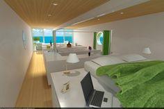 Infiniski_arquitectura sostenible_Chile on Architecture Served